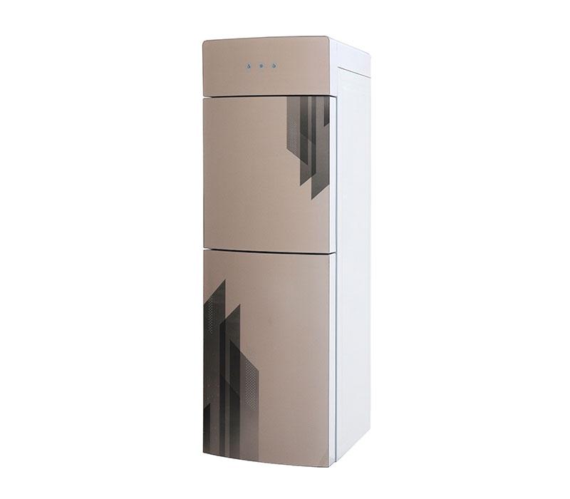 Rose gold elegant Standing glass water dispenser YLR-2-JX-5