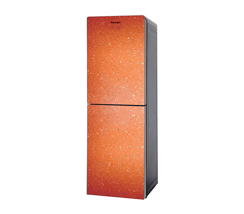 Orange cheap price Standing glass water dispenser YLR-2-JX-7