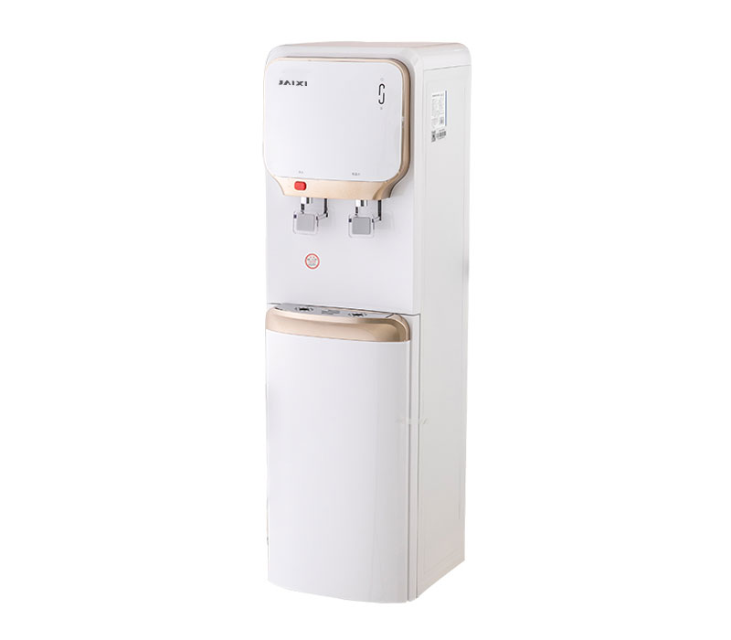 Standing plastic water dispenser YLR-1.5-JX-15
