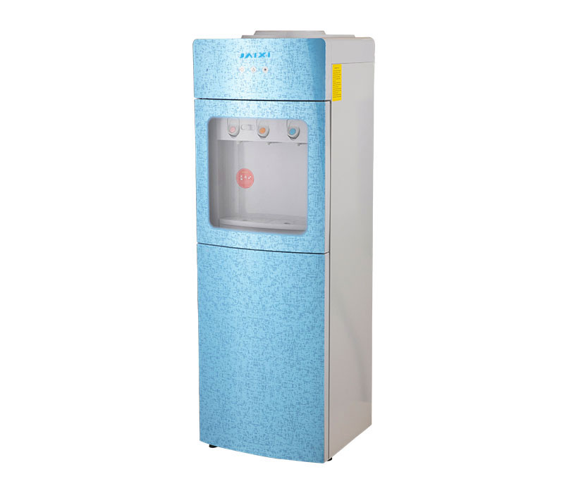 Standing glass water dispenser YLR-2-JX-1
