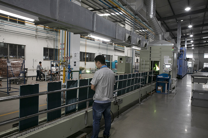 Industry line