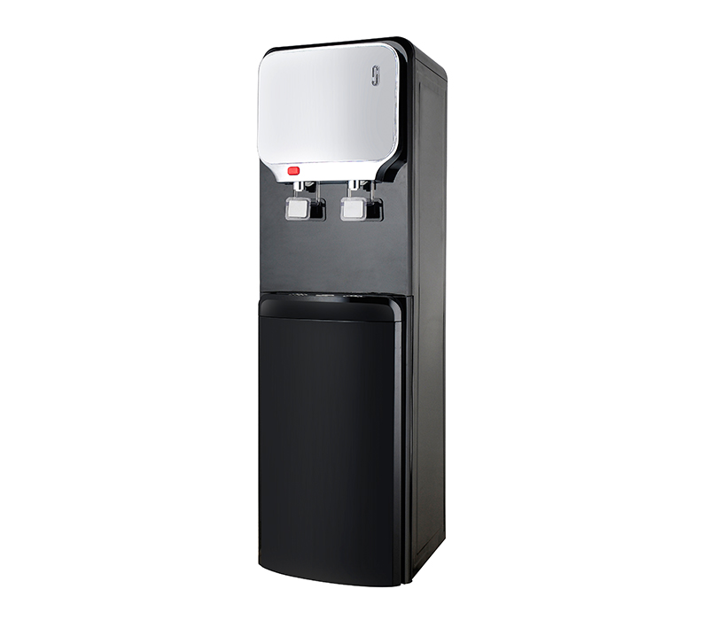 How to clean the semi-desktop water dispenser? The basic steps are the same