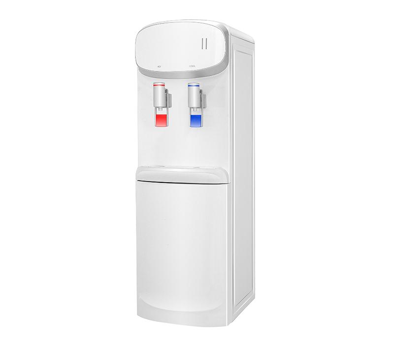 Bottle hidden compressor cooling water dispenser YLR-1.5-JX-14
